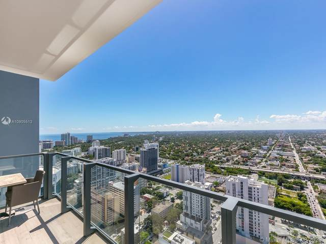 88 SW 7th St #3410, Miami, FL 33130 (MLS #A10905513) :: Berkshire Hathaway HomeServices EWM Realty