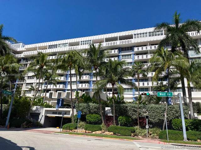 800 West Ave #704, Miami Beach, FL 33139 (MLS #A10905556) :: Berkshire Hathaway HomeServices EWM Realty