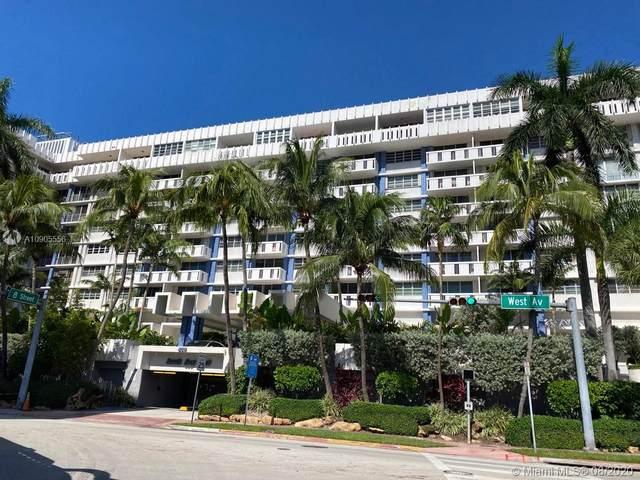 800 West Ave #704, Miami Beach, FL 33139 (MLS #A10905556) :: The Teri Arbogast Team at Keller Williams Partners SW