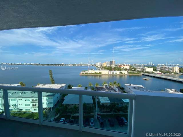 7910 Harbor Island Dr #1002, North Bay Village, FL 33141 (MLS #A10906525) :: Prestige Realty Group
