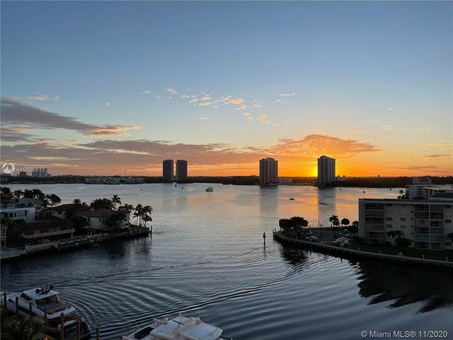 1000 Island Blvd #912, Aventura, FL 33160 (MLS #A10906613) :: ONE Sotheby's International Realty
