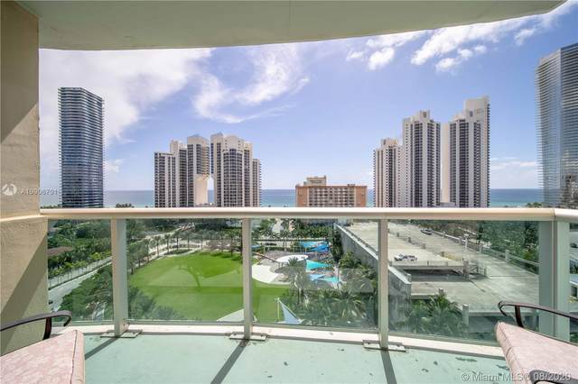 19370 Collins Ave #1405, Sunny Isles Beach, FL 33160 (MLS #A10906701) :: Jo-Ann Forster Team