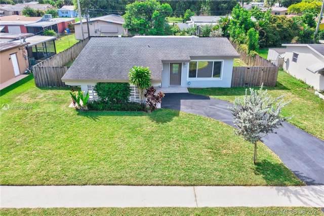 6427 SW 7th St, Pembroke Pines, FL 33023 (MLS #A10906879) :: ONE | Sotheby's International Realty