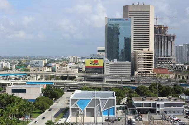 185 SW 7th St #1505, Miami, FL 33130 (MLS #A10906916) :: Carole Smith Real Estate Team