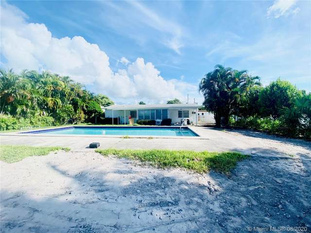 1980 NE 124th St, North Miami, FL 33181 (MLS #A10907355) :: United Realty Group