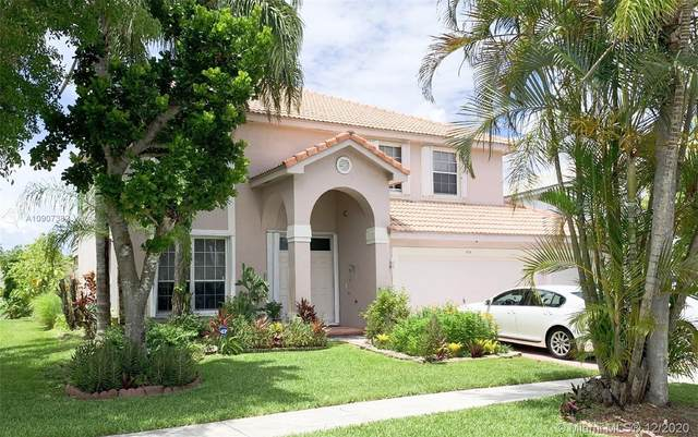574 SW 180th Ave, Pembroke Pines, FL 33029 (MLS #A10907382) :: Albert Garcia Team