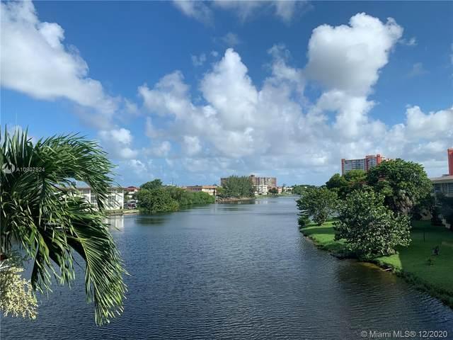 1350 NE 191st St B302, Miami, FL 33179 (MLS #A10907924) :: Green Realty Properties
