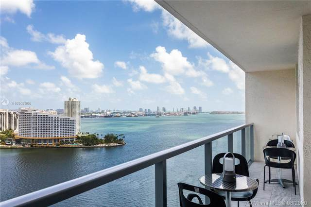 1155 Brickell Bay Dr #2504, Miami, FL 33131 (MLS #A10907966) :: Prestige Realty Group