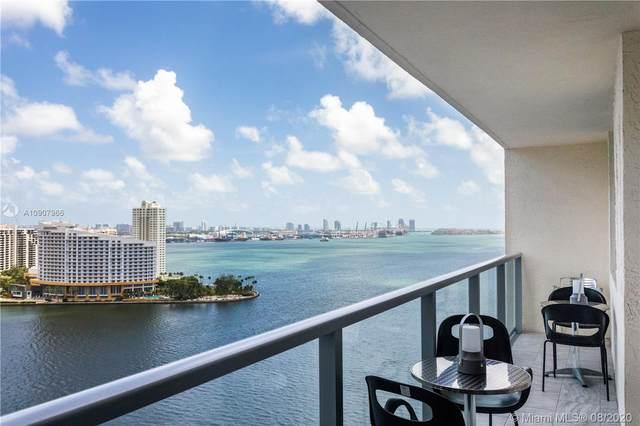 1155 Brickell Bay Dr #2504, Miami, FL 33131 (MLS #A10907966) :: Berkshire Hathaway HomeServices EWM Realty