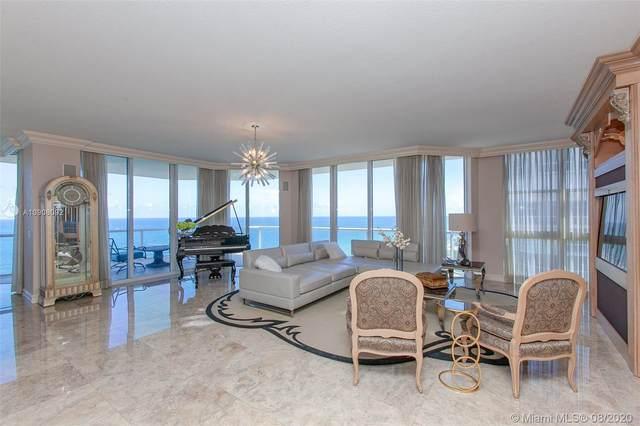 6051 N Ocean Dr 1601-7, Hollywood, FL 33019 (MLS #A10908092) :: Berkshire Hathaway HomeServices EWM Realty