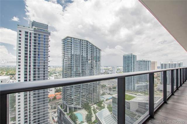 801 S Miami Ave #3510, Miami, FL 33130 (MLS #A10908200) :: Berkshire Hathaway HomeServices EWM Realty