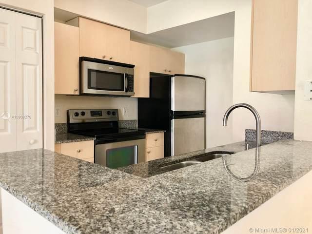 2581 Centergate Dr #105, Miramar, FL 33025 (MLS #A10908270) :: Green Realty Properties