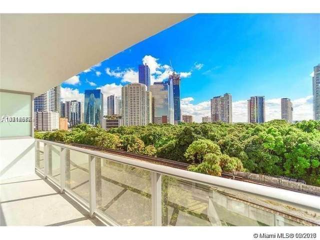 1600 SW 1st Ave #705, Miami, FL 33129 (MLS #A10908498) :: Ray De Leon with One Sotheby's International Realty