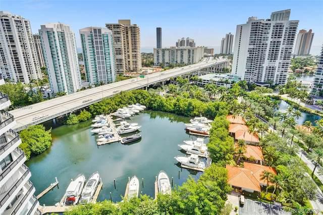 3500 Mystic Pointe Dr #2208, Aventura, FL 33180 (MLS #A10908799) :: Carole Smith Real Estate Team