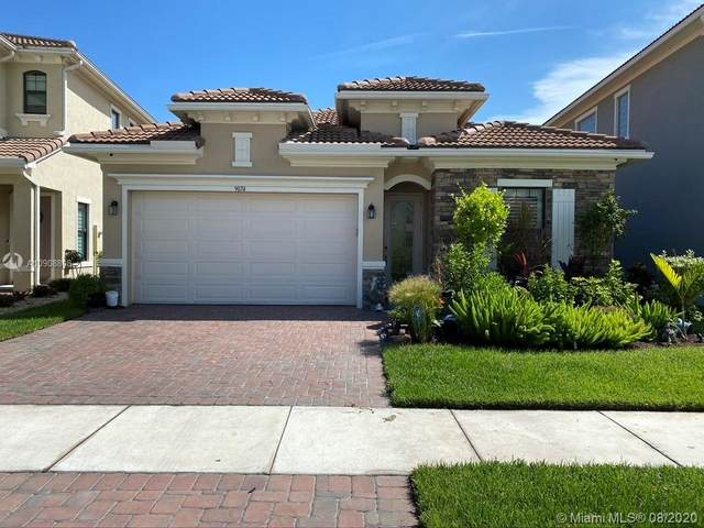 9074 NW 39th St, Coral Springs, FL 33065 (MLS #A10908808) :: The Teri Arbogast Team at Keller Williams Partners SW