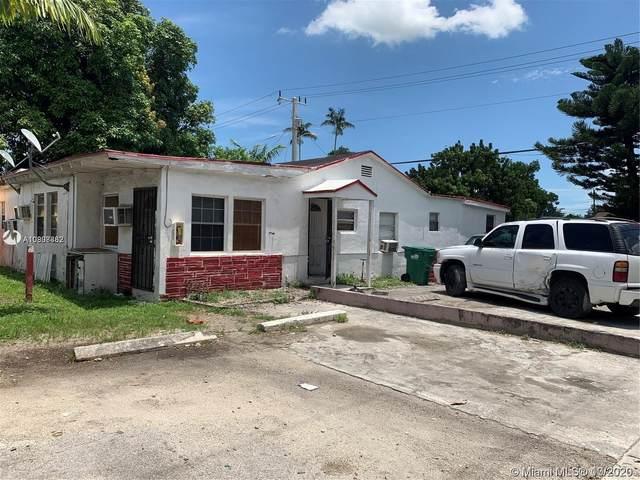 2493 NW 91st St, Miami, FL 33147 (MLS #A10908862) :: Berkshire Hathaway HomeServices EWM Realty