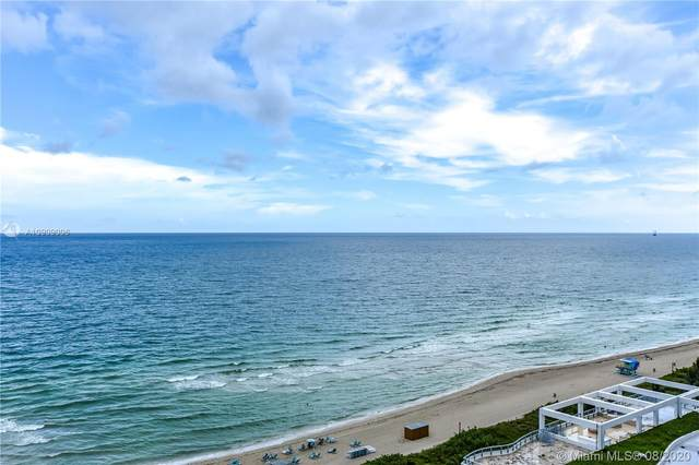 6801 Collins Ave Ph06, Miami Beach, FL 33141 (MLS #A10909006) :: Berkshire Hathaway HomeServices EWM Realty