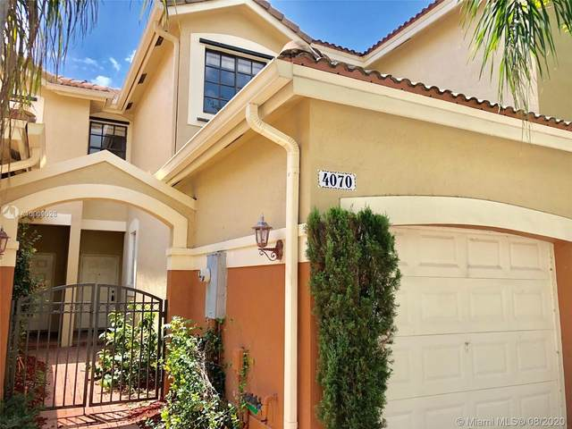 4070 Timber Cove Ln #4070, Weston, FL 33332 (MLS #A10909028) :: Green Realty Properties