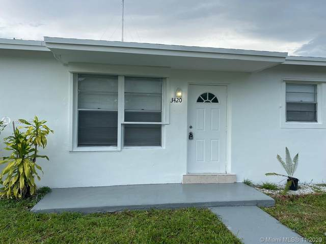 3420 SW 47th Ave, West Park, FL 33023 (MLS #A10909101) :: Miami Villa Group
