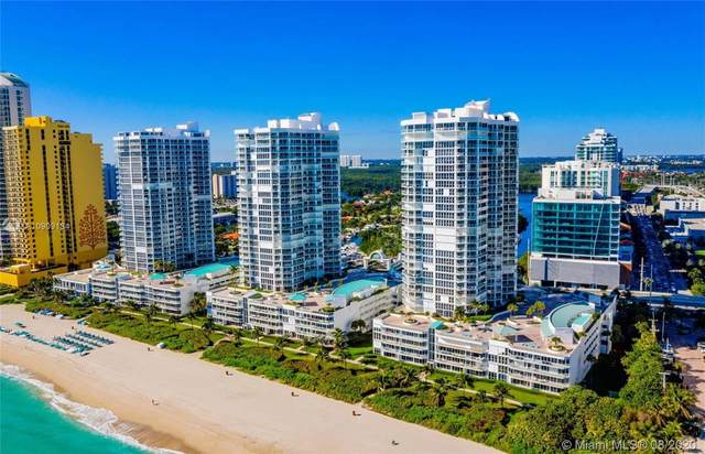 16485 Collins Ave #2435, Sunny Isles Beach, FL 33160 (MLS #A10909184) :: Berkshire Hathaway HomeServices EWM Realty