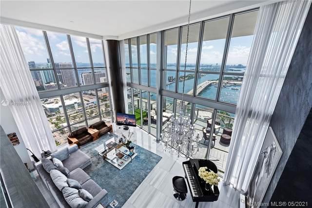 1100 Biscayne Blvd #5306, Miami, FL 33132 (#A10909401) :: Posh Properties