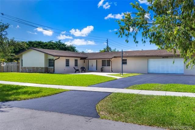 18700 SW 99th Rd, Cutler Bay, FL 33157 (MLS #A10910140) :: ONE | Sotheby's International Realty