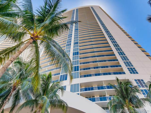 1850 S Ocean Dr #2101, Hallandale Beach, FL 33009 (MLS #A10910480) :: The Teri Arbogast Team at Keller Williams Partners SW