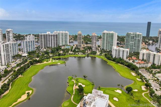 20191 E Country Club Dr #1101, Aventura, FL 33180 (MLS #A10910660) :: ONE Sotheby's International Realty