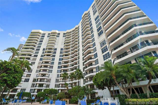 3600 Mystic Pointe Dr #202, Aventura, FL 33180 (MLS #A10911116) :: The Pearl Realty Group