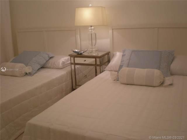 335 Ocean Dr #214, Miami Beach, FL 33139 (#A10911135) :: Posh Properties