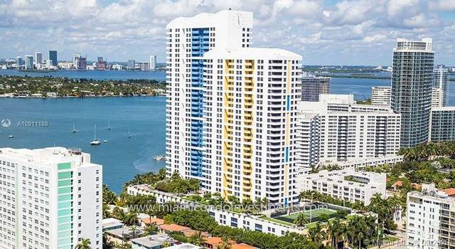 1330 West Ave #3101, Miami Beach, FL 33139 (MLS #A10911188) :: The Pearl Realty Group