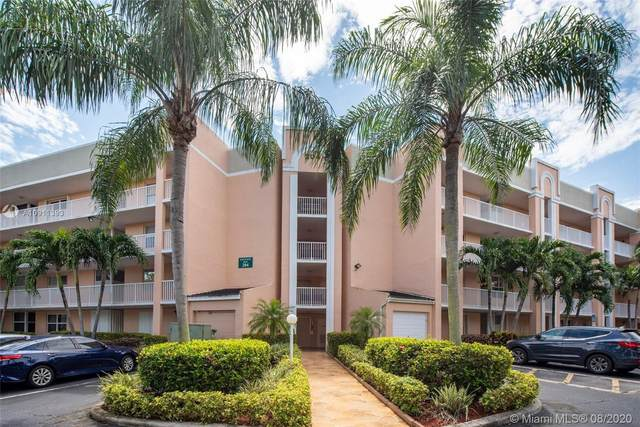 10312 NW 24th Pl #305, Sunrise, FL 33322 (MLS #A10911393) :: Ray De Leon with One Sotheby's International Realty