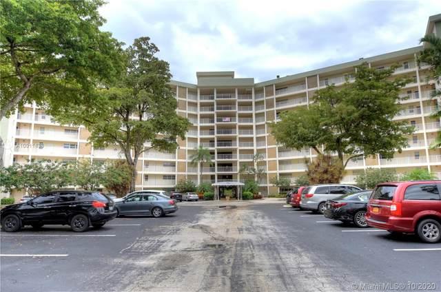 3090 N Course Dr #409, Pompano Beach, FL 33069 (MLS #A10911433) :: Carole Smith Real Estate Team