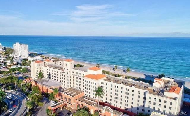 101 N Ocean Dr #416, Hollywood, FL 33019 (MLS #A10911503) :: Berkshire Hathaway HomeServices EWM Realty