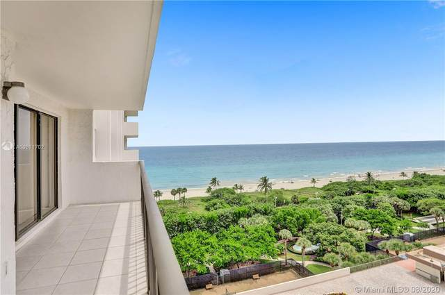 1201 S Ocean Dr 1203N, Hollywood, FL 33019 (MLS #A10911702) :: ONE Sotheby's International Realty
