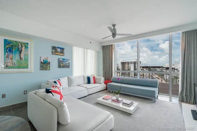 450 Alton Rd 706+708, Miami Beach, FL 33139 (MLS #A10911797) :: Castelli Real Estate Services