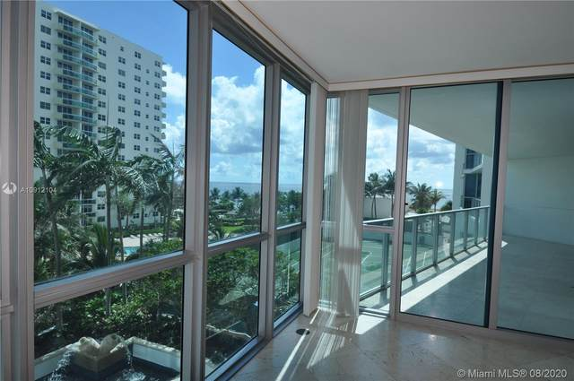 3101 S Ocean Dr #403, Hollywood, FL 33019 (MLS #A10912104) :: Ray De Leon with One Sotheby's International Realty