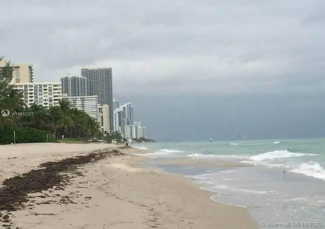 1913 S Ocean Dr #425, Hallandale Beach, FL 33009 (MLS #A10912227) :: Green Realty Properties
