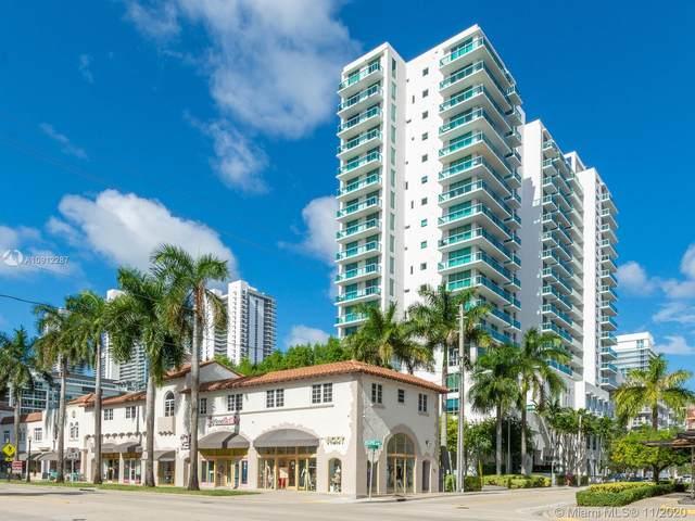 333 NE 24th St #1609, Miami, FL 33137 (MLS #A10912287) :: Albert Garcia Team