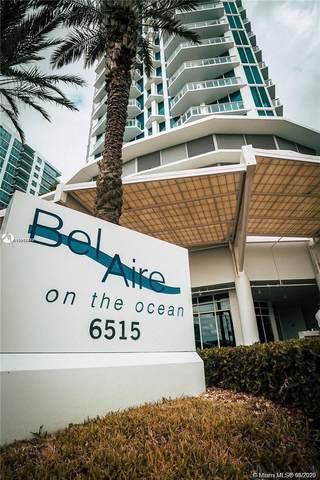 6515 Collins Ave #1709, Miami Beach, FL 33141 (MLS #A10912471) :: Carole Smith Real Estate Team