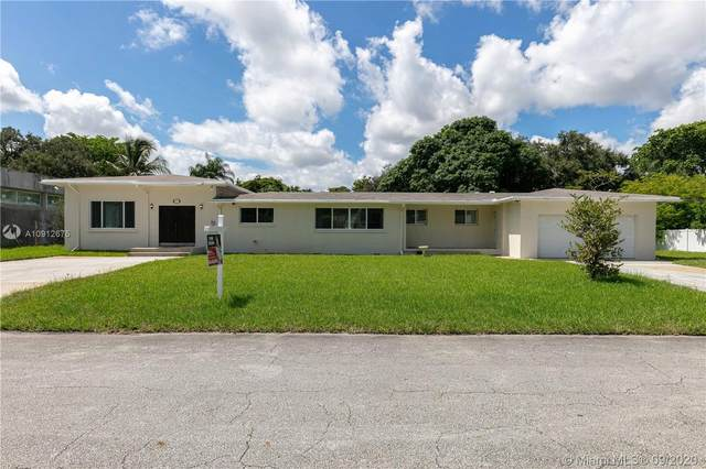 5839 SW 33rd Ave, Hollywood, FL 33312 (MLS #A10912675) :: Berkshire Hathaway HomeServices EWM Realty