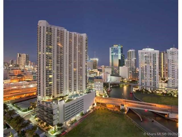 350 S Miami Ave #3809, Miami, FL 33130 (MLS #A10912796) :: Berkshire Hathaway HomeServices EWM Realty