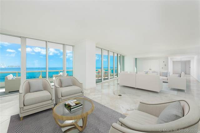 1643 Brickell Ave Ph4302, Miami, FL 33129 (MLS #A10914430) :: Patty Accorto Team