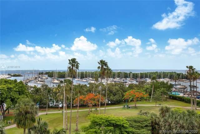 2901 S Bayshore Dr 4B, Miami, FL 33133 (MLS #A10914616) :: Re/Max PowerPro Realty