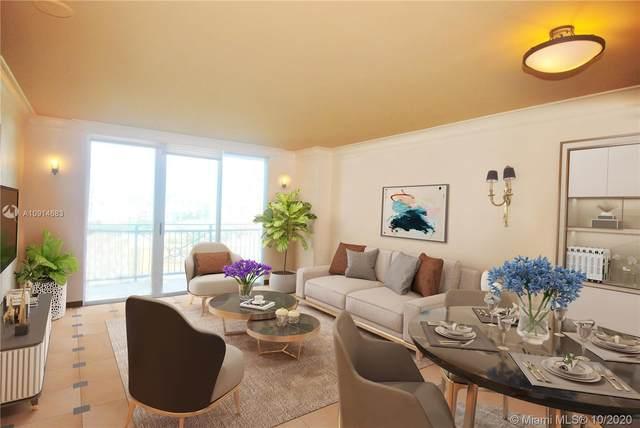 90 Alton Rd #907, Miami Beach, FL 33139 (MLS #A10914683) :: The Pearl Realty Group