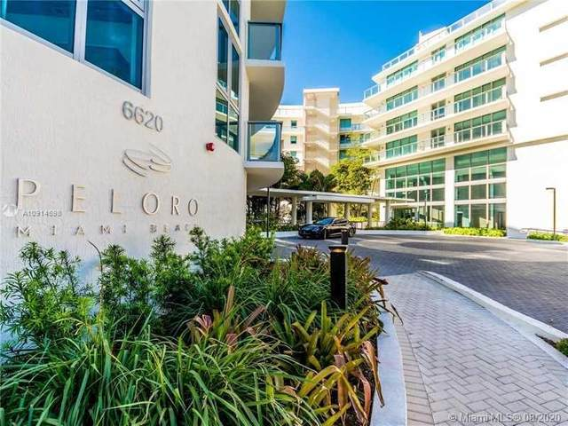 6620 Indian Creek Dr #107, Miami Beach, FL 33141 (MLS #A10914698) :: Patty Accorto Team