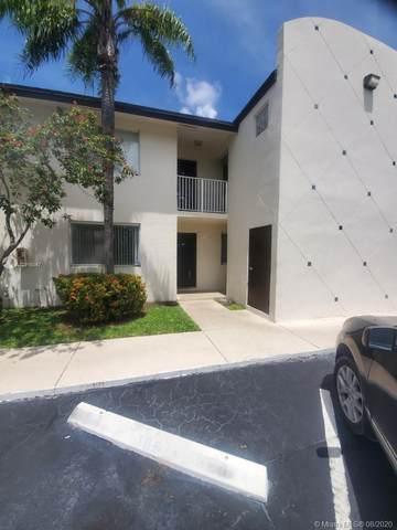 10405 SW 212th St #105, Cutler Bay, FL 33189 (MLS #A10915047) :: Castelli Real Estate Services