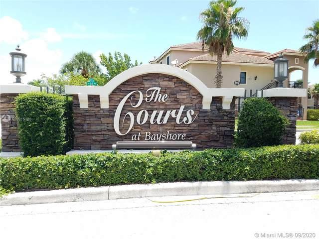 22641 SW 88th Pl #105, Cutler Bay, FL 33190 (MLS #A10915165) :: Carole Smith Real Estate Team