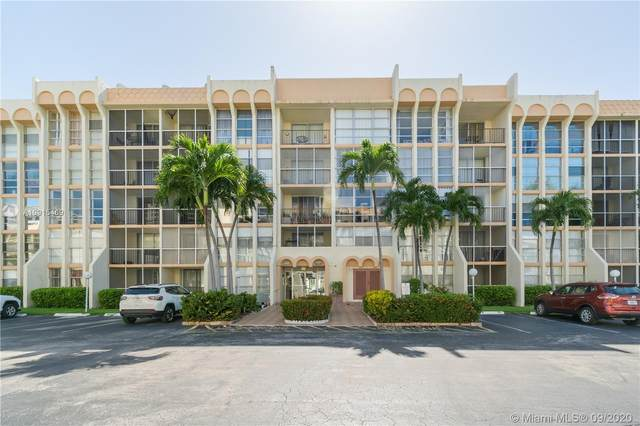601 Three Islands Blvd #107, Hallandale Beach, FL 33009 (MLS #A10915469) :: Carole Smith Real Estate Team