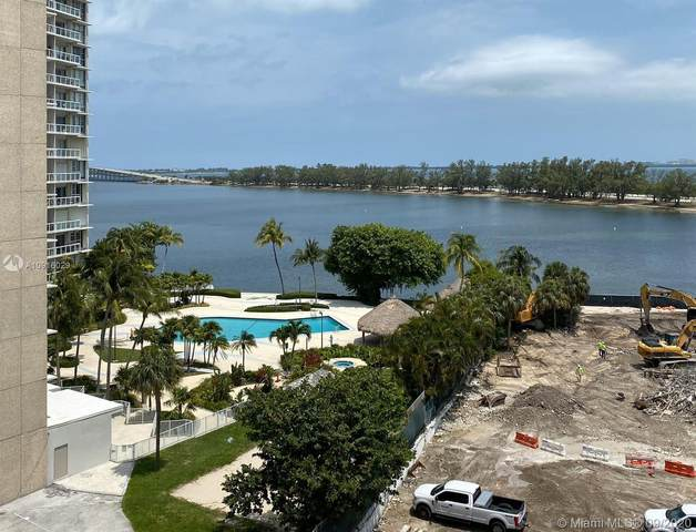 145 SE 25th Rd #804, Miami, FL 33129 (MLS #A10916029) :: Ray De Leon with One Sotheby's International Realty
